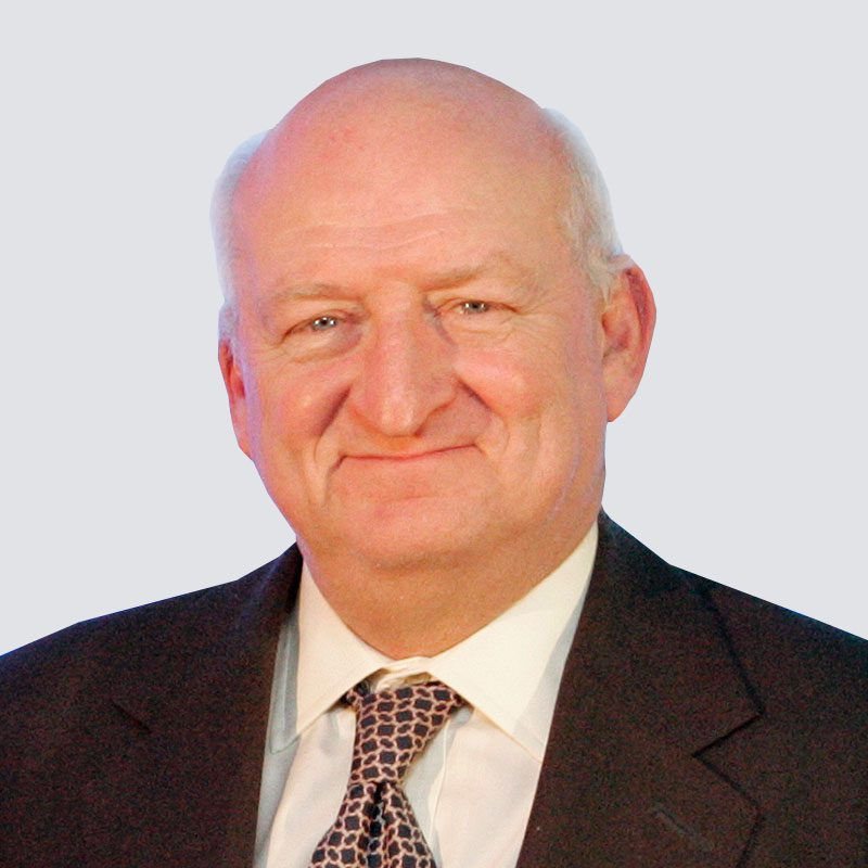 Keith Brown MBE