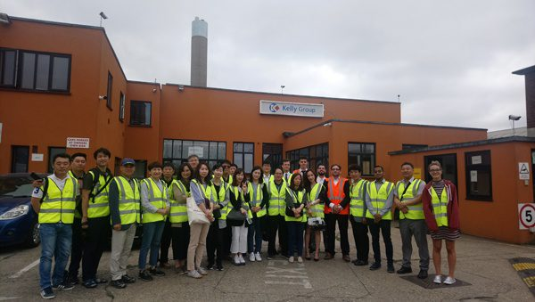 CCCG hosts teachers of Korea Polytechnics On a Customised Leadership Training Programme in London