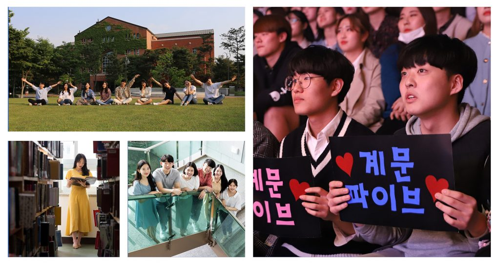 Students given chance of a lifetime to study in South Korea